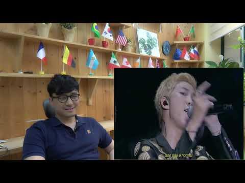 BTS Baepsae/ Crow It /Silver Spoon Reaction - Bong쭈니
