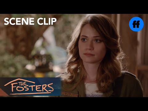 The Fosters | Season 5, Episode 2: Jesus Finds Out About Senior Year | Freeform