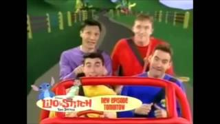 The Wiggles - Big Red Car (Sped Up, Slowed Down, And Reversed) Re-Upload