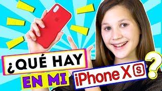 QUE HAY EN MI IPHONE XS | Daniela Golubeva