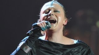 "The Voice Of Poland   Natalia Sikora   ""Soldier Of Fortune"""
