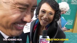 Kheng Hua Tan Talks To FabTV