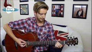 Glen Campbell - Wichita Lineman Guitar Lesson Tutorial