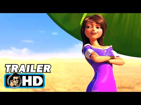 , title : 'CLARA Official Trailer #1 (2017) Animated Adventure Movie HD'