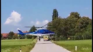 Helikopter v Radoslavcih