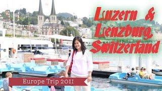 Where to go in Luzern and Lenzburg, Switzerland 2011 #switzerland #europe #travel #travelcheap
