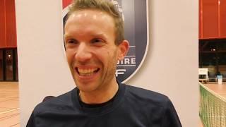 Tennis-ballon / Futnet : entretien avec Vincent Voisinot, joueur et président passionné !