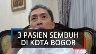 Update Covid-19 di Kota Bogor, 3 Pasien Covid-19 Sembuh Diperbolehkan Rayakan Lebaran