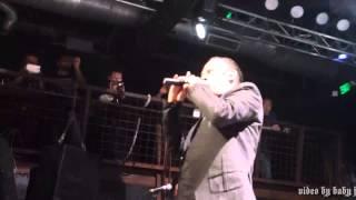 Peter Murphy-DARK ENTRIES(Bauhaus)-Live @ DNA Lounge, San Francisco, CA, June 11, 2015-Gothic