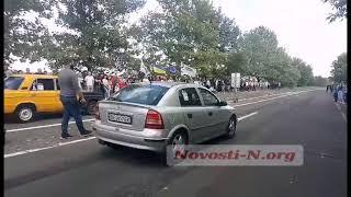 Рев моторов и дымящие шины: под Николаевом проходит масштабный «DRAG & DRIFT FEST»