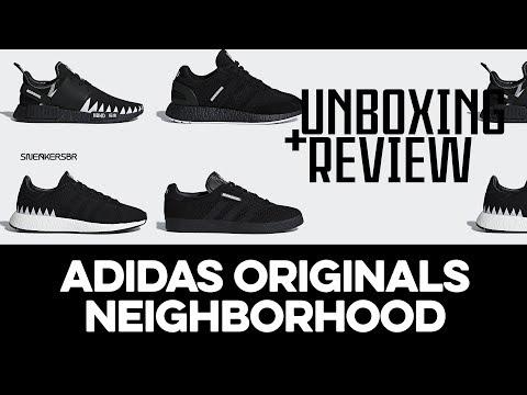 UNBOXING+REVIEW - adidas Originals X Neighborhood