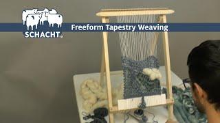 TapestryWeavinginThreeMinutes-SchachtSchoolLoom