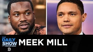 "Meek Mill   Examining America's Probation System With ""Free Meek"" 