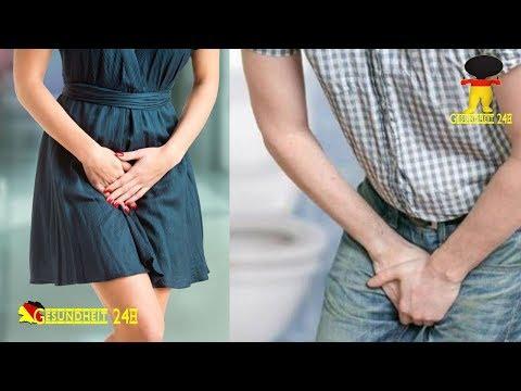 Wirksamste Behandlung der chronischen Prostatitis