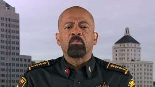 Sheriff David Clarke sounds off on Sen. Cory Booker