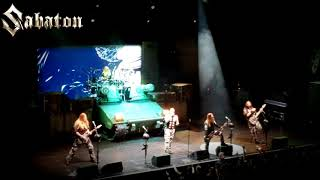 Sabaton   82nd All The Way USA Concert Live 2019