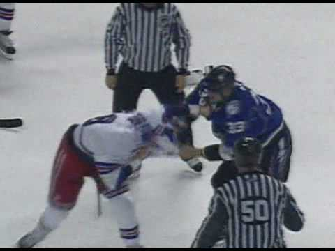 Colton Orr vs David Koci