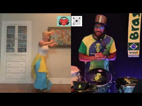 O Show Tem Que Continuar - Marcus Santos & Kaitlyn Jolly