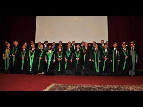 حفل منح الدكتوراه الفخرية لسمو الشيخ الدكتور سلطان بن محمد القاسمي - الجرء الرابع