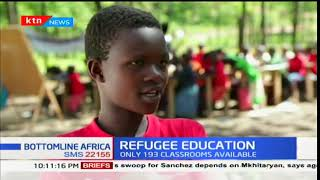 10,000 refugee children flee conflict prone areas: Bottomline Africa