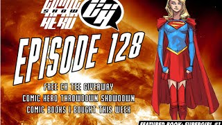 Comic Hero Show: Episode 128