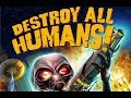 Destroy All Humans Path Of The Furon Xbox 360 Gameplay