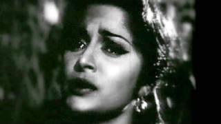 Meri Baat Rahi Meri Man Mein - Waheeda, Asha Bhosle, Sahib Bibi Aur Ghulam Song