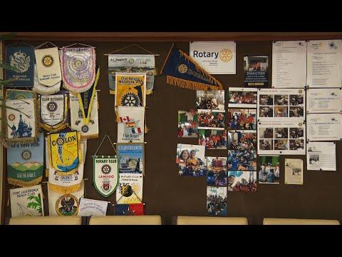 Rotary Club Nova Friburgo 70 anos: conheça as ações solidárias realizadas no mundo