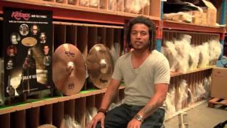 Artist Interviews - Kahzan Cymbals & Drummer Dave Matthews