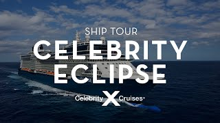 Celebrity Eclipse: Ship Tour
