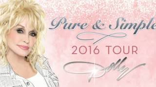 Dolly Parton Live On 2016 Pure & Simple Tour