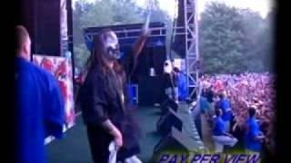 ABK Road Fools - Gang Related live (with ICP)