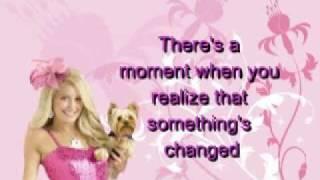 Sharpay Evans (Ashley Tisdale) gonna shine - with lyrics