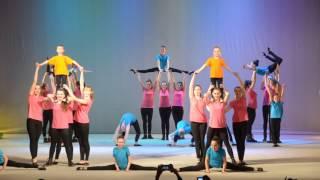 Студия современной хореографии Стиль жизни - Новое поколение ( финал)
