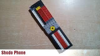 [429] Lego Shodo Phone - Samurai Sentai Shinkenger