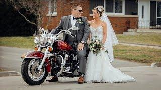 Bride's Kids Walk Her Down The Aisle •• Emotional Wedding Film