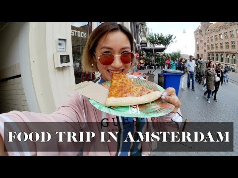 Food Trip in Amsterdam | Laureen Uy