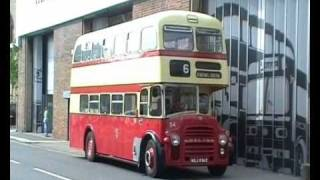 preview picture of video 'St Helens Leyland Titan PD2 Bus 54: North West Museum of Road Transport (05/09/2010)'
