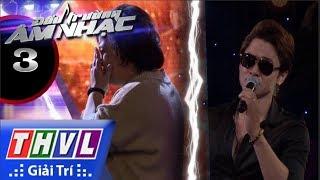 THVL | Đấu trường âm nhạc - Tập 3[1]: Đừng như thói quen - Lê Trang, Bảo Kun