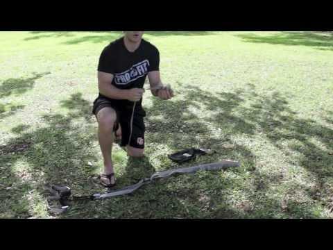 WOSS Trainer tutorial: Set up