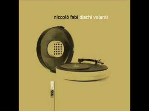 Niccolò Fabi   Il Male Minore album dischi volanti