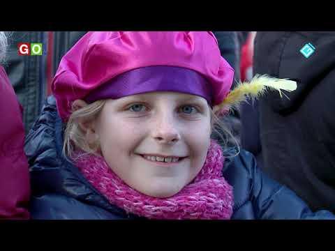 Intocht Sinterklaas in Winschoten 2018 - RTV GO! Omroep Gemeente Oldambt