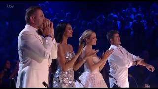 Kyle Tomlinson Shines With A Thousand Years FINAL Britain´s Got Talent 2017