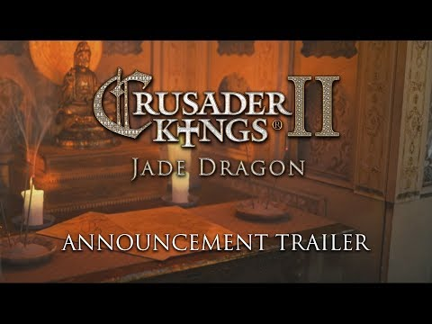 Crusader Kings II - Jade Dragon Gamescom Announcement Trailer thumbnail