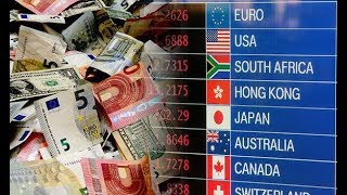How to exchange dollars to Japanese yen | $ to ¥ Exchange money dollars to yen Money exchange in Jpn