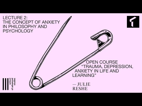 Trauma, Depression, Anxiety in Life and Learning — Open Course ...