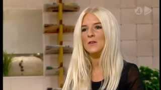 Jonna Lee - Interview (TV4 Play)