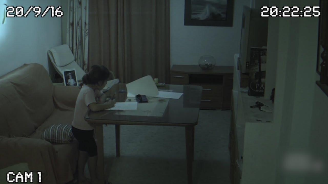 Полтергейст в квартире пугает ребенка