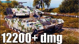 12K DMG Centurion Action X World of Tanks