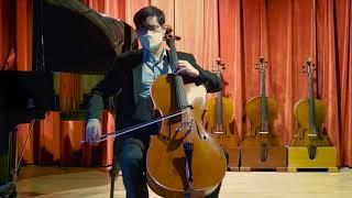 Andrea Varazzani cello, Cremona 2020
